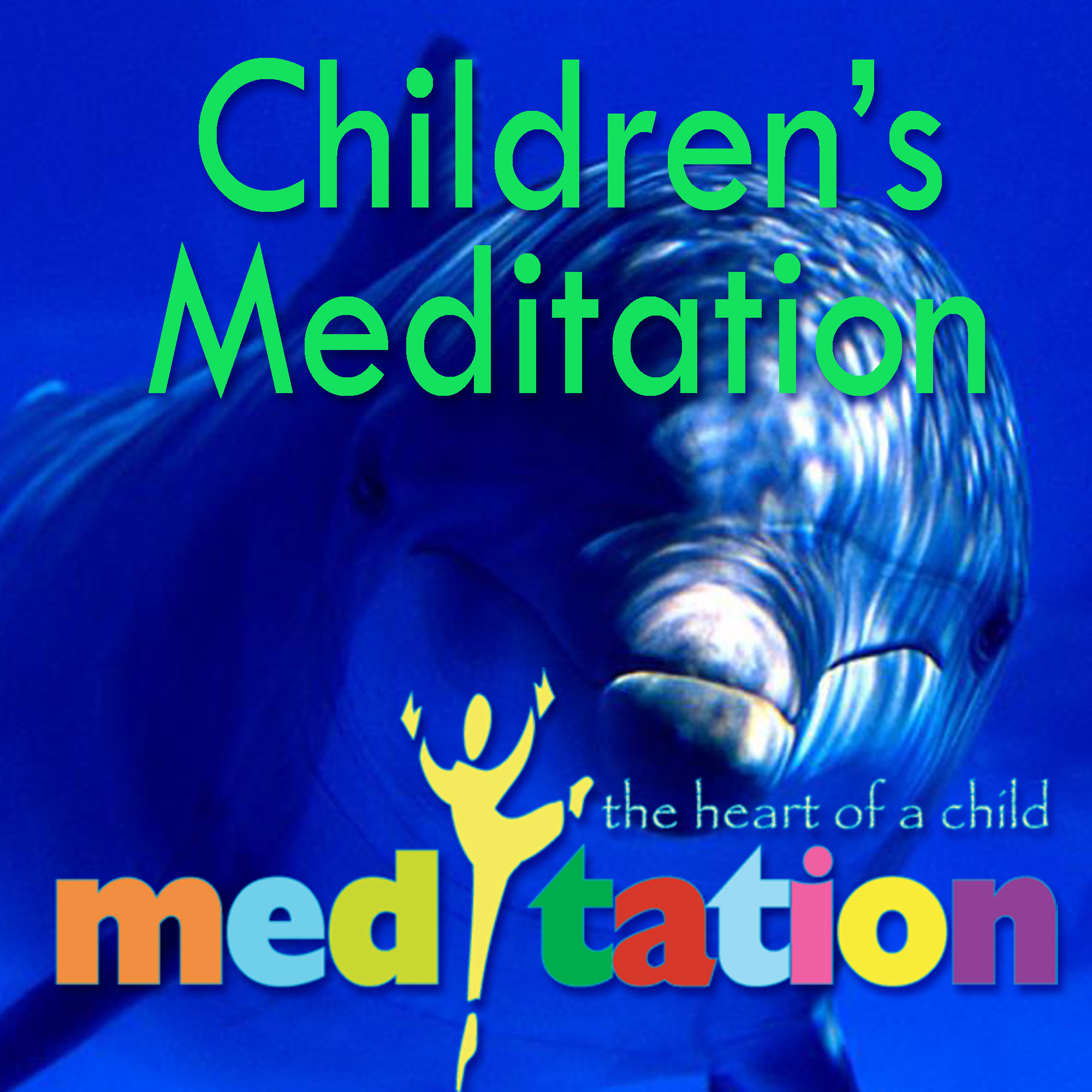Children Meditate Audio Podcast