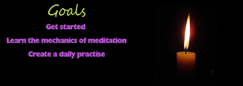 Meditation is extremely simple, learn the mechanics here.