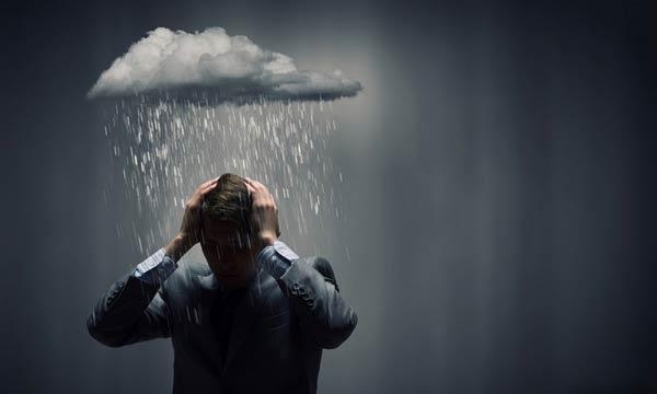 Depression, and meditation affirmations for depression