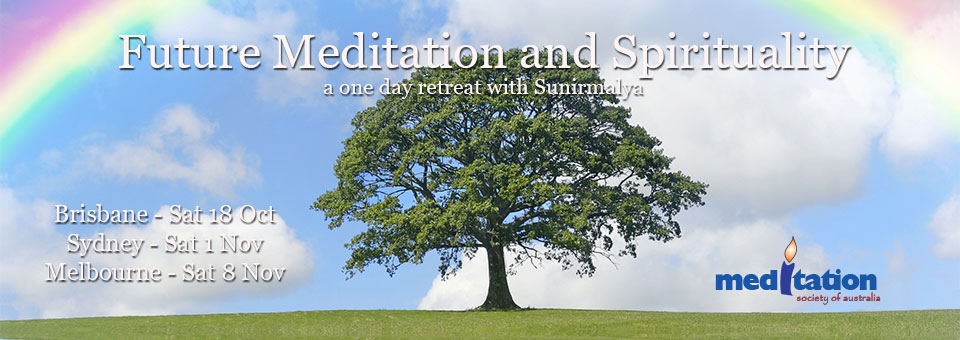Future Meditation workshop