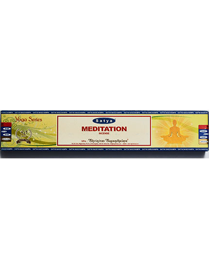 Incense - Meditation (15 sticks per 15g packet)